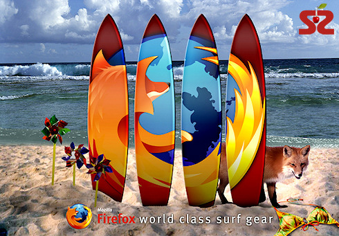 Firefox 4 обошел по скорости своих конкурентов