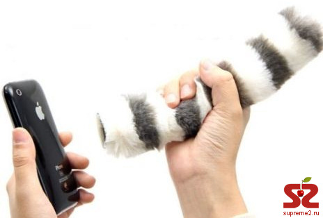 Хвост для iPhone
