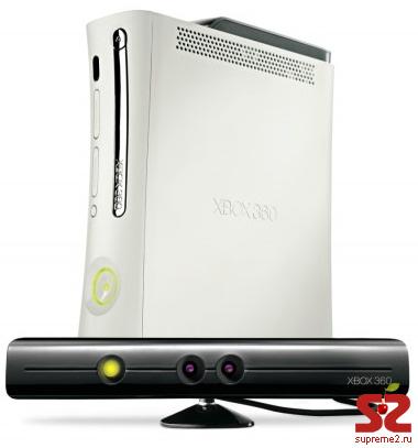 Microsoft Xbox Kinect уже купили 1 млн человек