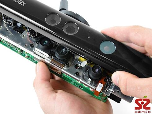 Взлом Kinect