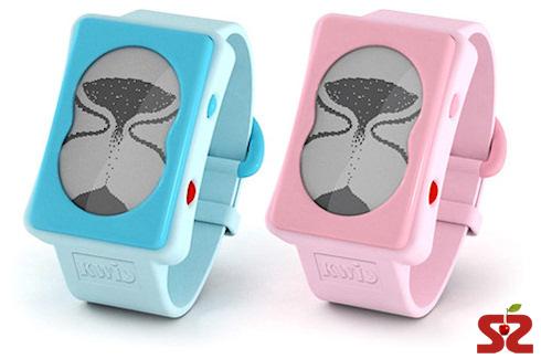 Электронные песочные часы KWID