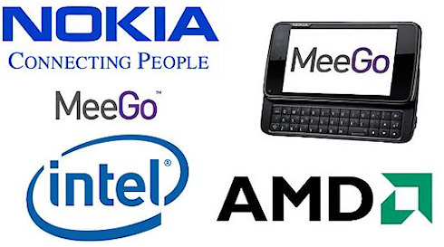 AMD поддержит MeeGo