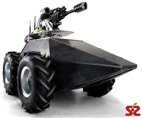 Mega Hutrz — терминатор на колесах