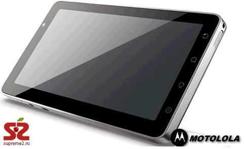 Планшет Motorola Motopad