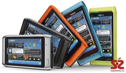 Nokia N8 самопроизвольно выключается