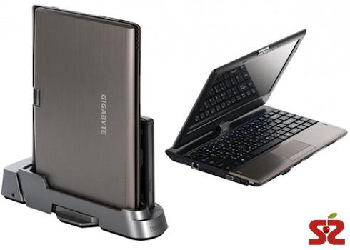 Ноутбук Gigabyte T1125