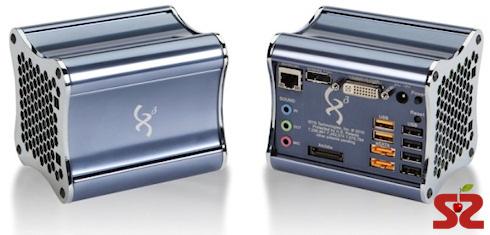 Xi3 Modular Computer — компьютер в 10 см