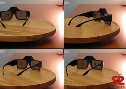 Солнцезащитные очки, блокирующие блики