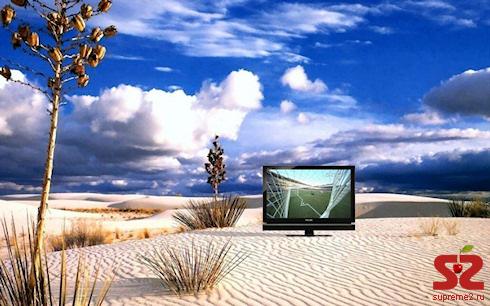 Toshiba PC 1 — телевизор с аккумулятором