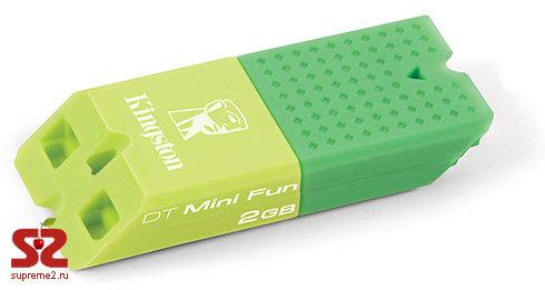 Kingston Data Traveler Mini Fun G2