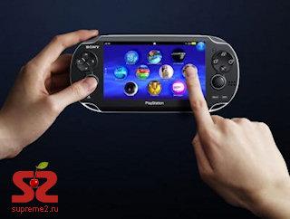 Sony PSP 2: играем в сети!