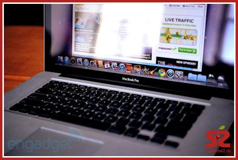 Обзор MacBook Pro 2011