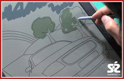 Графический планшет Bridgestone AeroBee