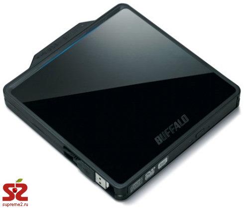 Buffalo Portable DVD Drive