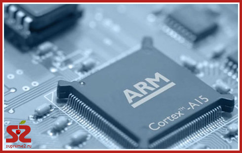 Процессоры Cortex-A15 от ARM