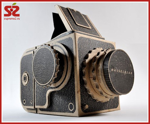 Фотокамера своими руками фото