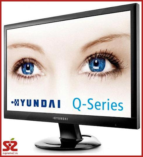 Новые мониторы Hyundai Q-Series
