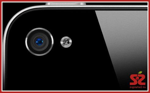 Sony раскрыла планы Apple относительно 8-мп камеры в iPhone 5