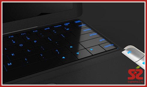 Раскладной ноутбук