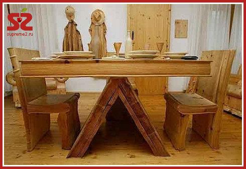 Самый деревянный дом