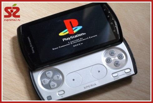 Sony Ericsson XPERIA Play появился в продаже