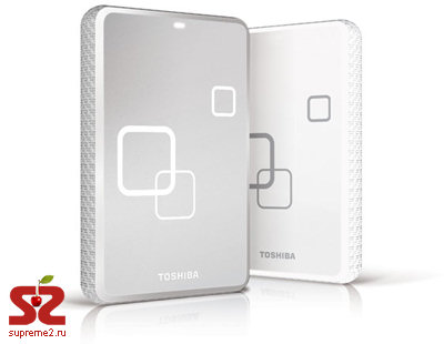 Аналог Time Capsule от Toshiba
