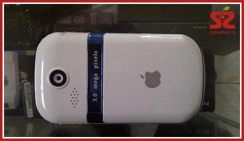 Сотни смартфонов iPhone 5 упали на головы китайцам