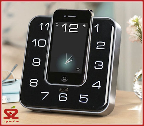 Док-станция iLive Clock Dock