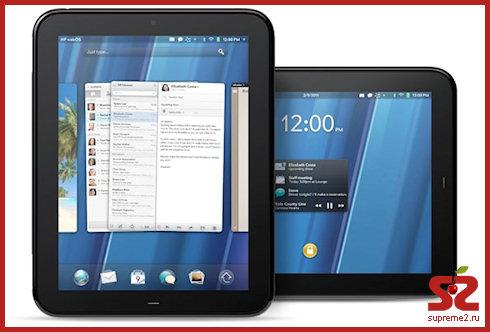 HP TouchPad можно будет купить с 1 июля