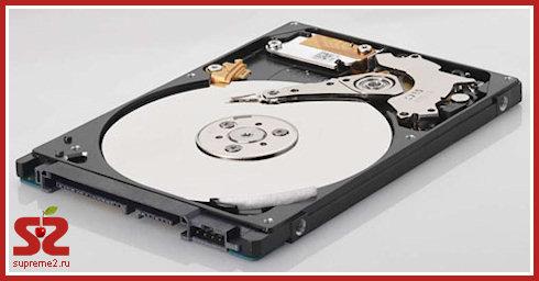 Первый в мире жесткий диск для планшетов