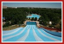 Аквапарк в городе Капчагай - лучшее место развлечений