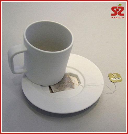 Идеальное блюдце для чаепития