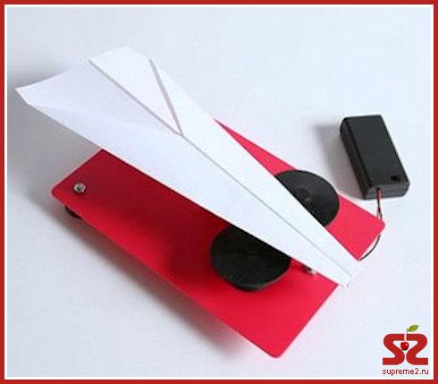 Бумажные самолетики для гиков