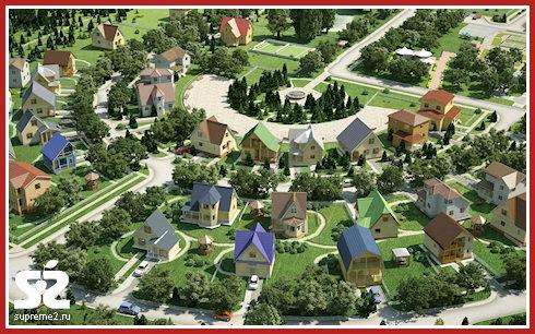 Отделка загородного дома от «ЛесДомстрой»