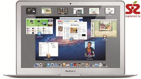 Новую Mac OS X Lion за сутки купили больше 1 млн копий