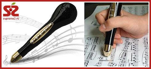 Ручка, которая научит Вас игре на фортепиано