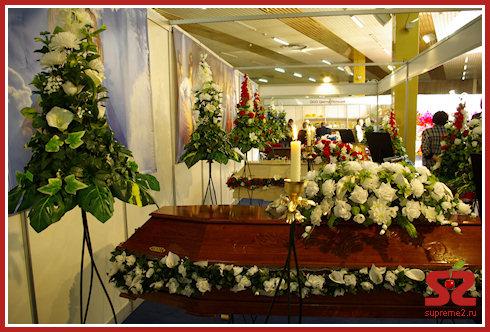 Ритуальные услуги от похоронного бюро «Ритуал Люкс»