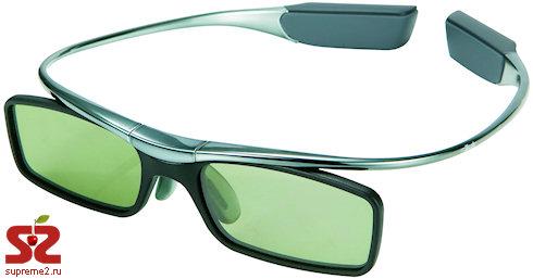 Silhouette - легкие 3D-очки от Samsung