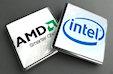 AMD и Intel борются за долю на рынке микропроцессоров