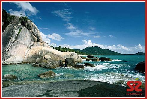 Остров Самуи — маленький рай на Земле