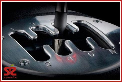 Thrustmaster TH8 RS - коробка передач для игр