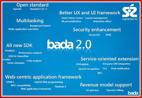 Исходные коды ОС bada появятся в 2012 году