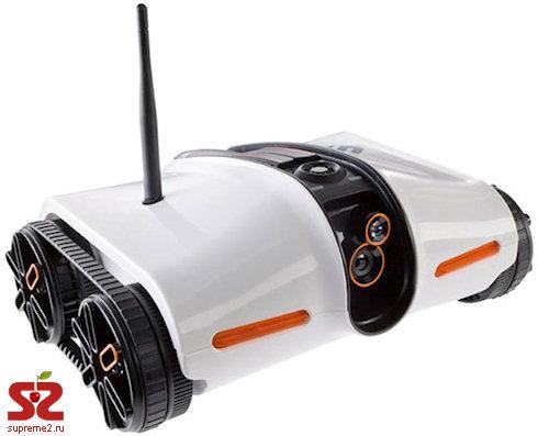 Небольшой робот-шпион Spy Tank