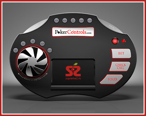 Wireless Poker Controller — джойстик для игры в покер