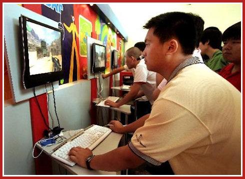 В Китае пользуются интернетом свыше 500 миллионов человек