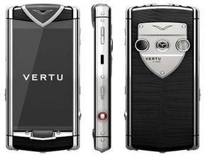Vertu Constellation T — очередной роскошный смартфон