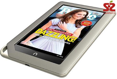 Nook Tablet поступил в продажу