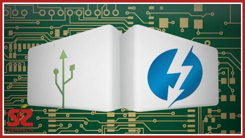USB 3.0 и Thunderbolt - скоро в мобильных устройствах