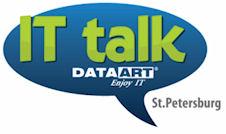 Приглашаем друзей на второй в Санкт-Петербурге айтишник IT talk!