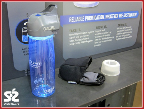 Очиститель для воды - Camelbak All Clear